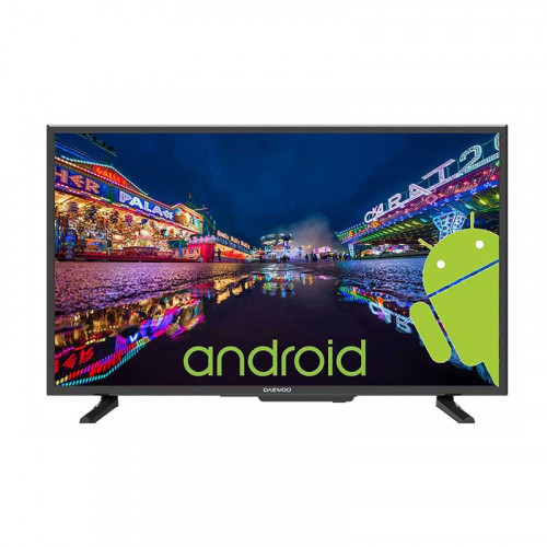 "Smart TV Led de 49"" UHD-4K Daewoo"