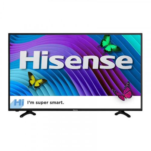 """Smart TV Led de 43"""" UHD-4K Hisense"""