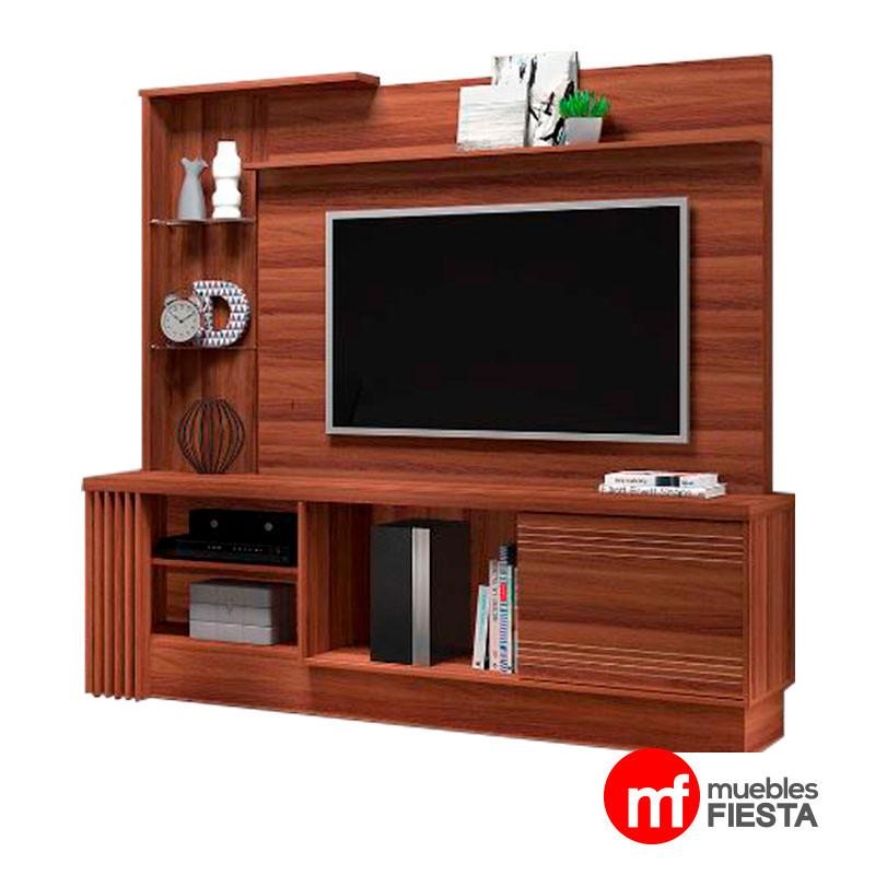 Mueble para tv hasta 55 sienna djm for Muebles tv amazon
