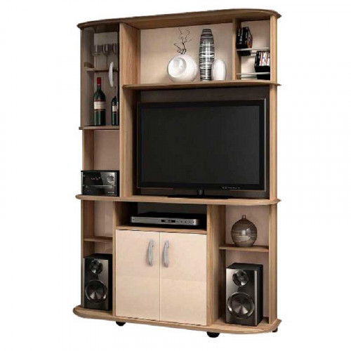 Mueble para Smart Tv Lisboa-DJM Teka TX-Vainilla