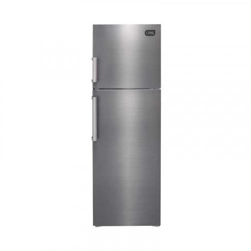 Refrigeradora Libre de Escarcha de 10 pies cúbicos Silver