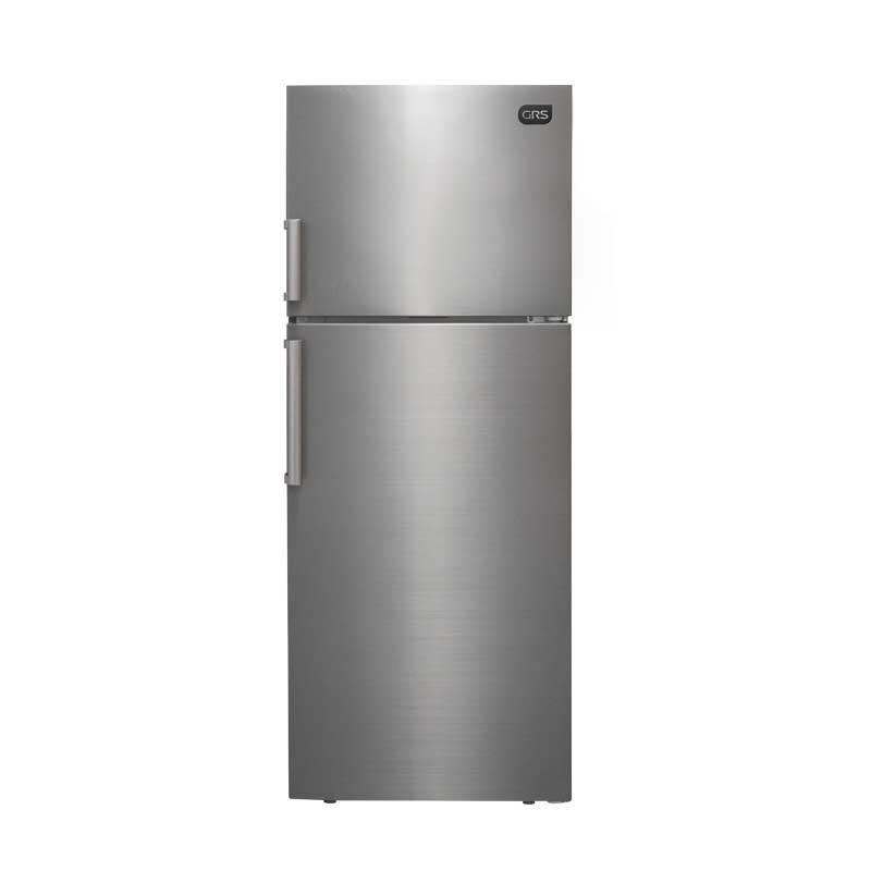 Refrigeradora Libre de Escarcha de 16 pies cúbicos Silver