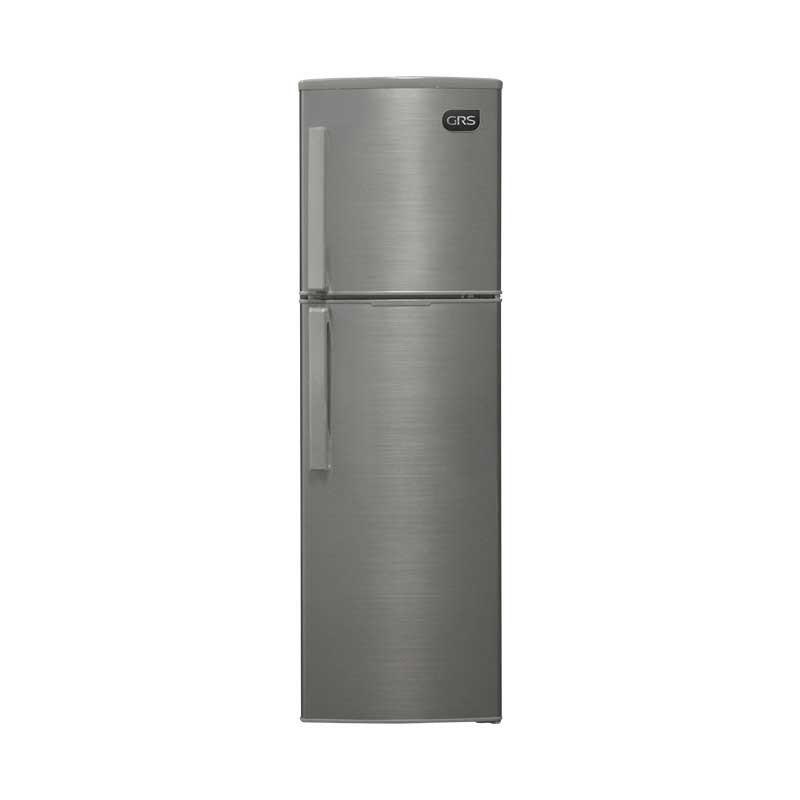 Refrigeradora con Escarcha de 7 pies cúbicos Silver