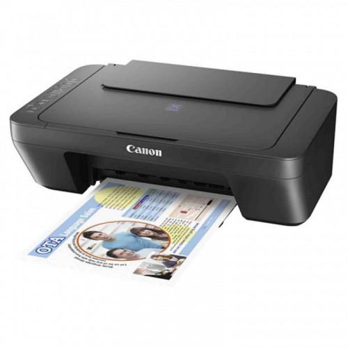 Impresora Multifunción Canon PIXMA E471 de Inyección de Tinta