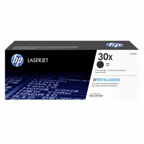 Cartucho de Tóner HP Laserjet 30X Negro