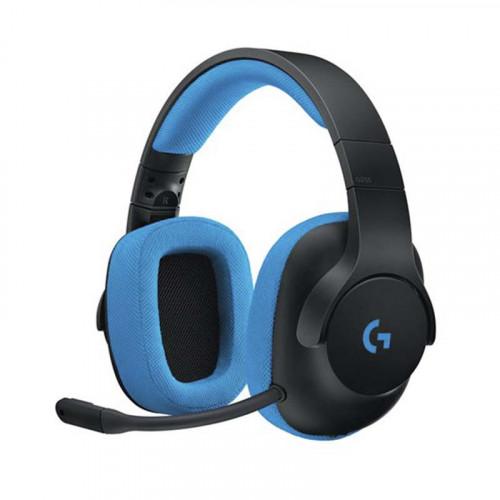 Audífonos Logitech G233 Prodigy - Azul