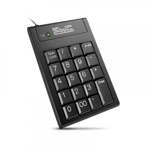 Teclado Numérico Klip Xtreme KNP-100 - USB