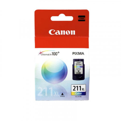 Cartucho de tinta Canon – CL-211XL