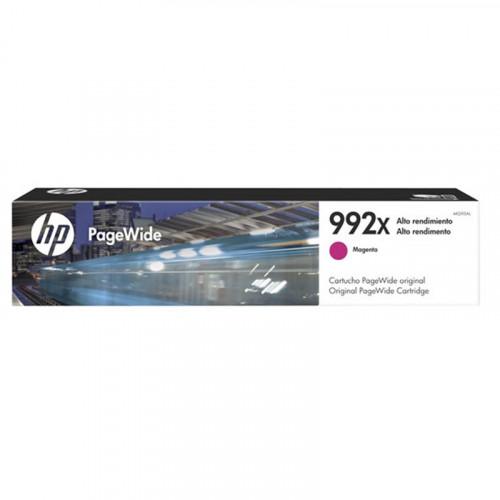 Cartucho de Tinta HP 992X 187 ml - Magenta