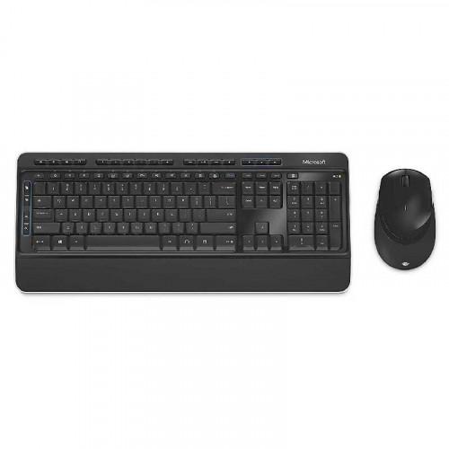 Set de teclado y mouse inalámbrico 3050 Microsoft