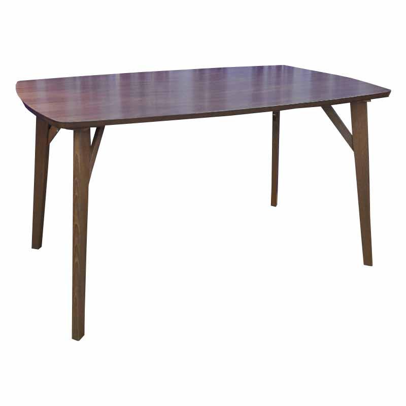 Mesa Vintage de Comedor para 6 Personas