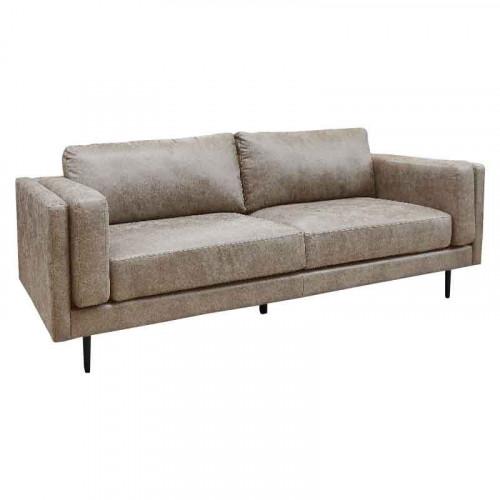 Sofá de Cuerina Momo