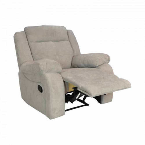 Silla Reclinable Mike - Gris pardo