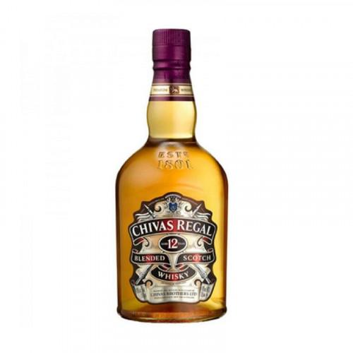 Whisky Chivas Regal 12 Años 375ml