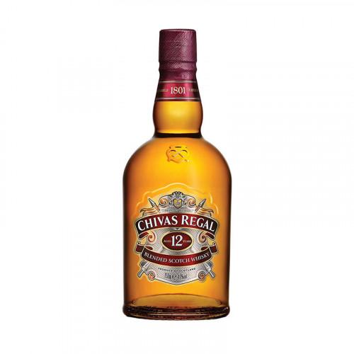 Whisky Chivas Regal 12 Años 750ml