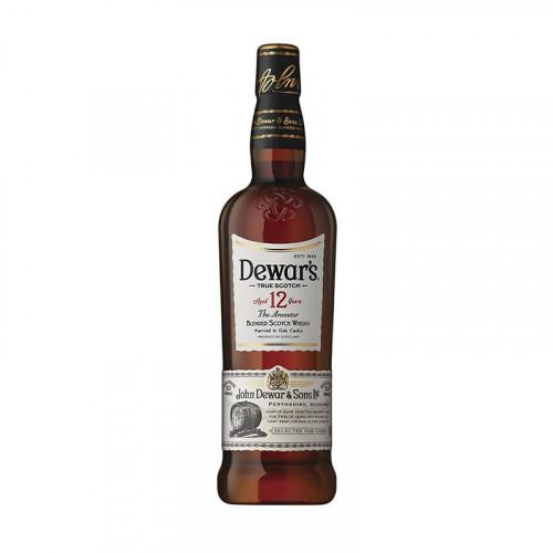 Whisky Dewars 12 Años 750ml
