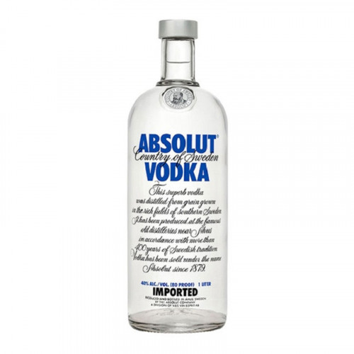 Vodka Absolut 1000ml