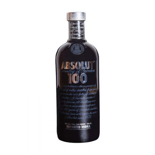 Vodka Absolut 100 750ml