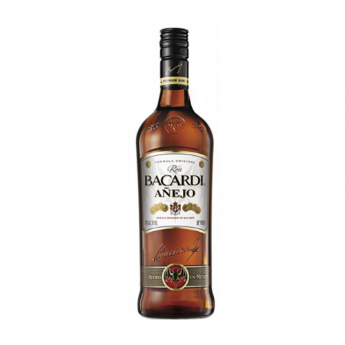Ron Bacardi Añejo 750ml