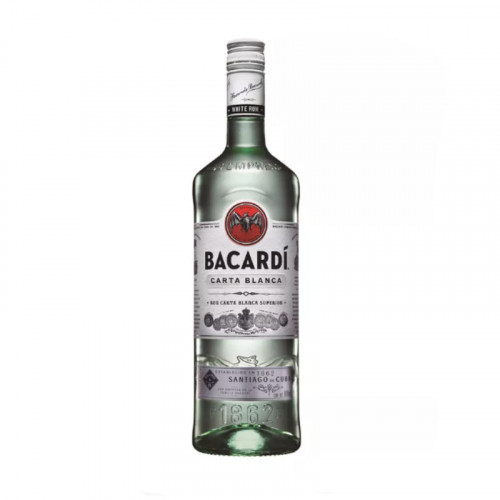 Ron Bacardi Blanco 750ml