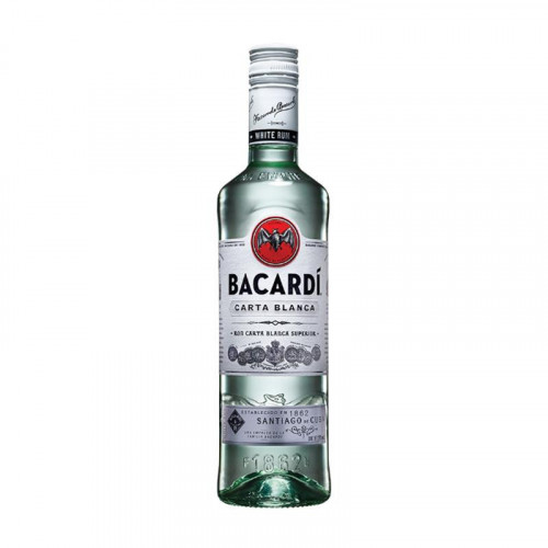 Ron Bacardi Oro 375ml