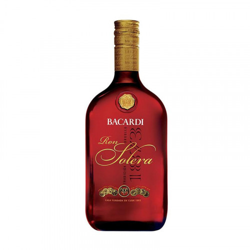 Ron Bacardi Solera 750ml
