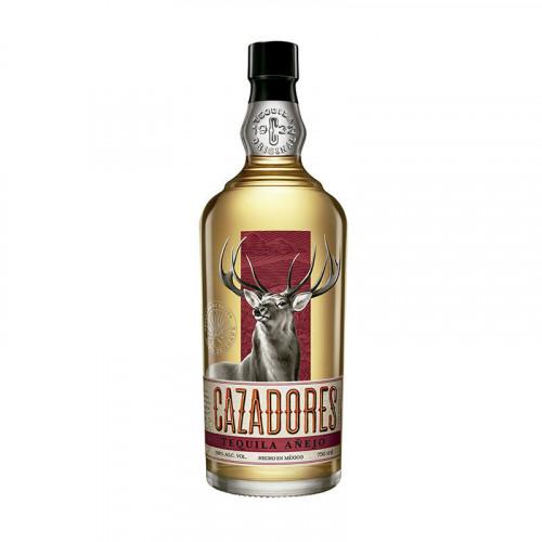 Tequila Cazadores Añejo 6 Años 750ml