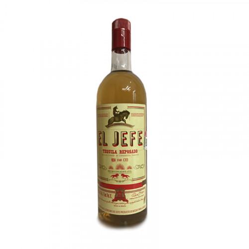 Tequila El Jefe 12 Años 750ml