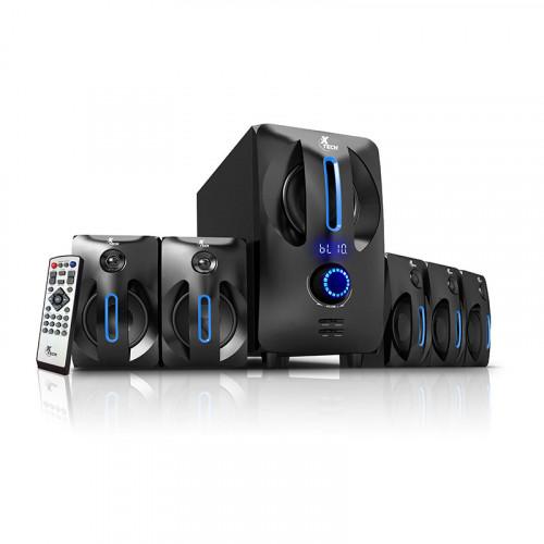 Equipo de sonido Xtech XTS-450 Canal 5.1