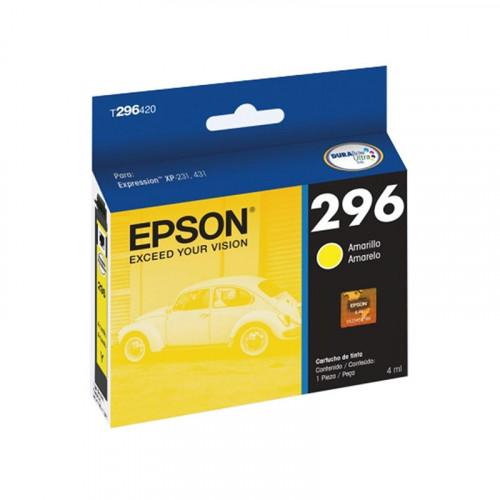 Cartucho de tinta Epson 296