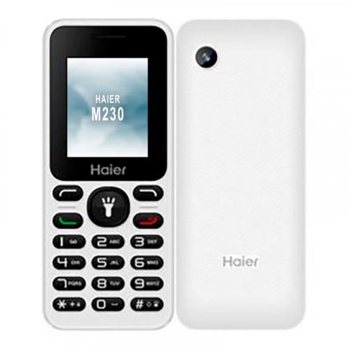 Celular Haier M230 Liberado - Blanco