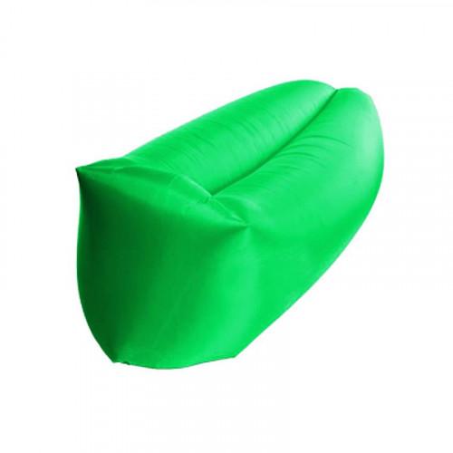 Sillón inflable Xtech para reposar verde