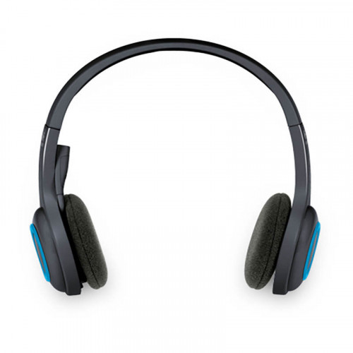 Audífonos con diadema Logitech Wireless Headset - H600