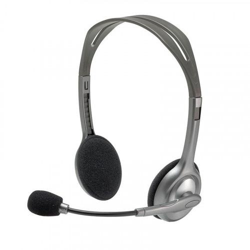 Audífonos con diadema Logitech - H111