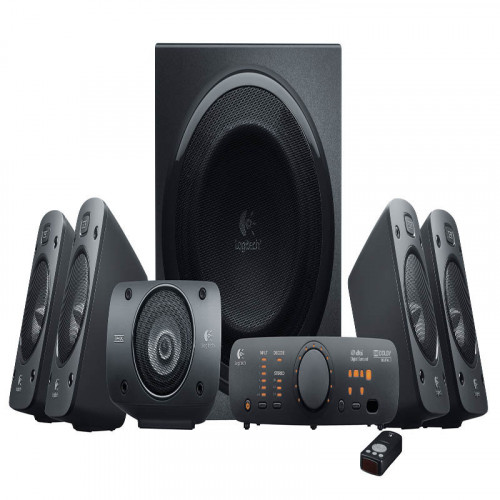 Equipo de sonido Logitech - Z906