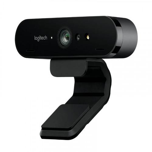 Cámara web Logitech Brio 4k Ultra Hd