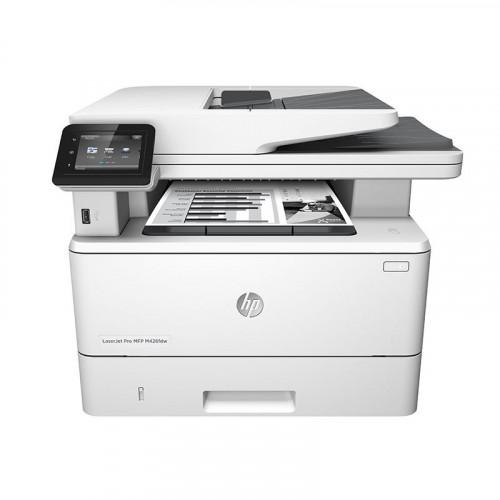 Impresora Multifuncional Hp Pro Mfp M426fdw