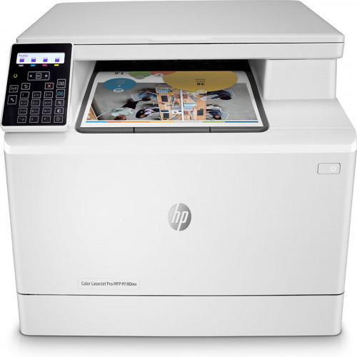 Impresora Hp Color Laserjet Mfp M180nw