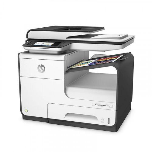 Impresora Multifuncional Hp Pagewibe Pro 477dw