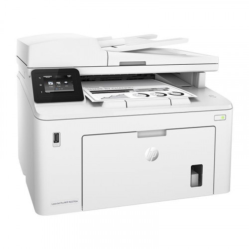 Impresora Multifuncional Hp Lasertarjet M227fdw