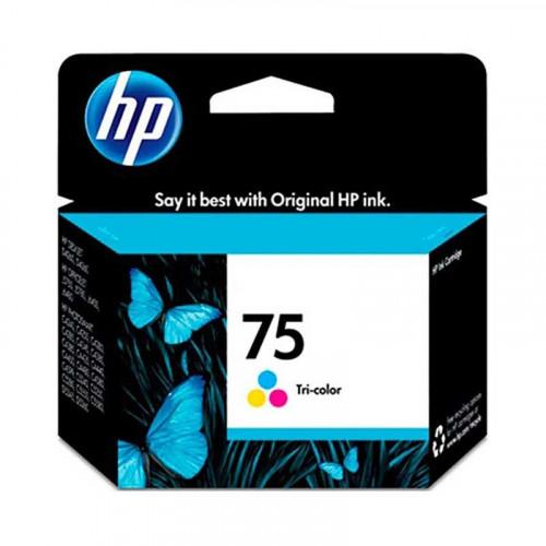 Cartucho de tinta Hp Cb337wl - tricolor 75