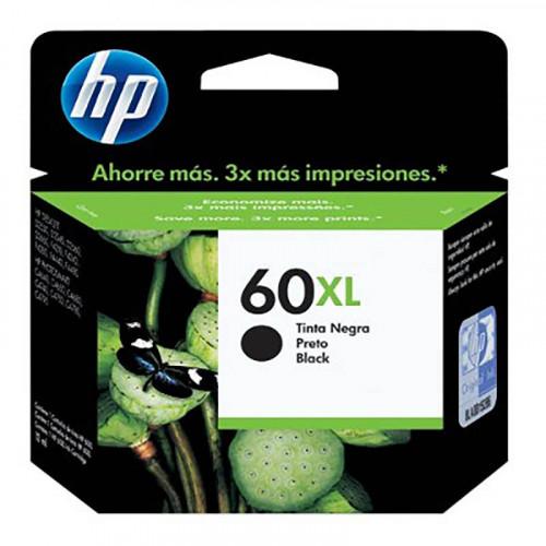 Cartucho de tinta Hp Cc641wl - negro 60xl