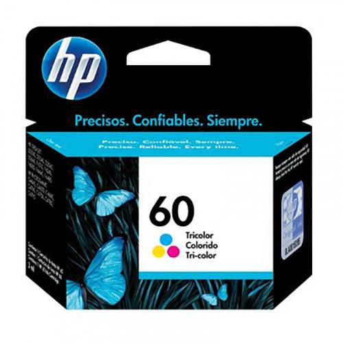 Cartucho de tinta Hp Cc643wl - tricolor 60