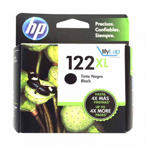 Cartucho de tinta Hp Ch563hl - negro 122xl