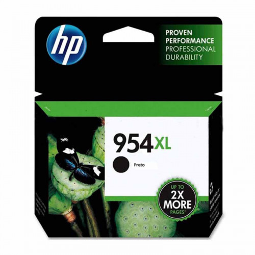 Cartucho de tinta Hp 954xl - negro