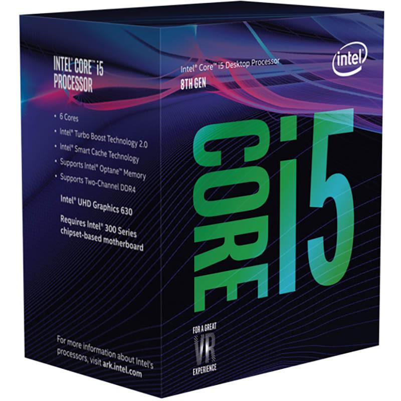 Procesador Intel Core I5 2.8ghz