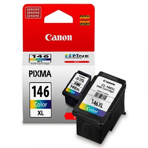 Cartucho de tinta Canon Cl-146xl