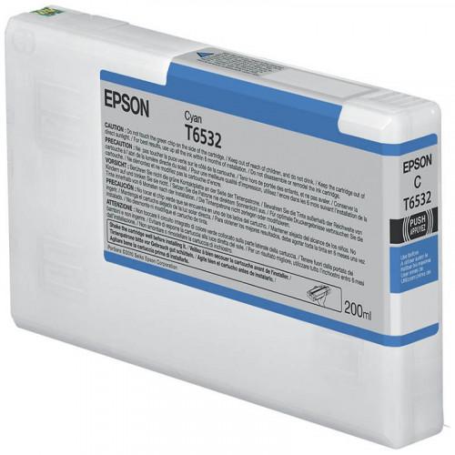 Cartucho de tinta Epson T65 200 Ml - cyán