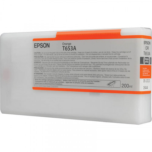 Cartucho de tinta Epson 200 Ml naranja