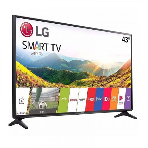 "Smart TV Led LG de 43"" Full HD"